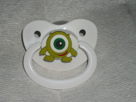 Cartoon Monsters movie Pacifier CP404 Mike