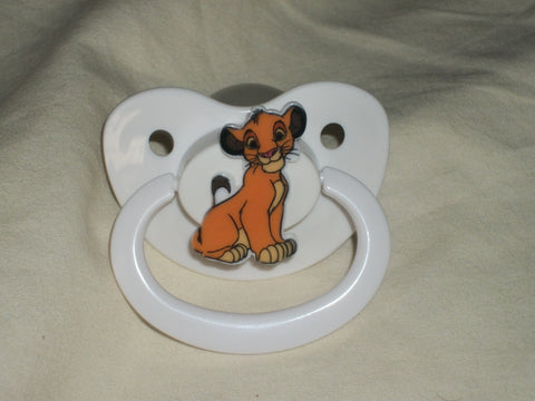 LION CUB Movie Pacifier - CP503
