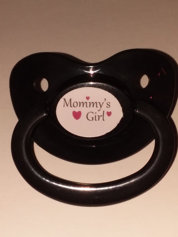 Mommy's girl Lifestyle pacifier cp544