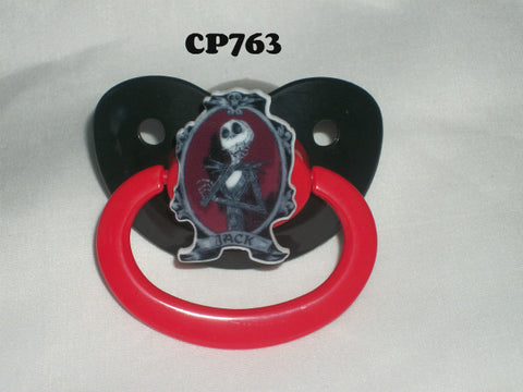 Skull Movie Pacifier JACK CP763