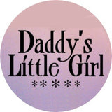 ABDL DADDY' BABY Lifestyle Boutique GLASS Pendant Necklace