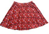 DISCONTINUED Nightshift Nightmares Nurse Skaters Skirt Clearance