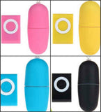 Vibrating Egg Mini Wireless Bullet 20 Speed Remote Control