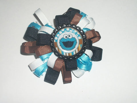 Sesame Street Boutique Hair  Bow HB105