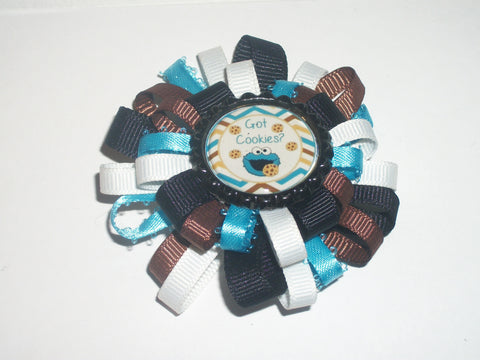 Sesame Street Boutique Hair  Bow HB106