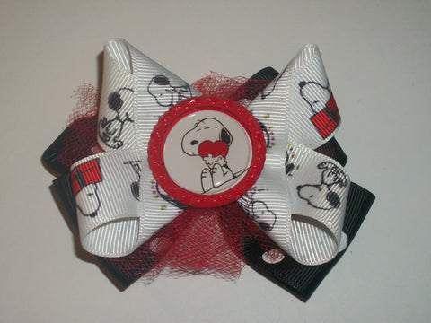 Dog Boutique Hair  Bow HB111