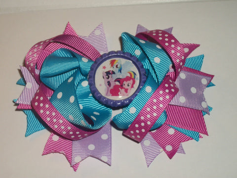 Pony Boutique Hair  Bow HB120