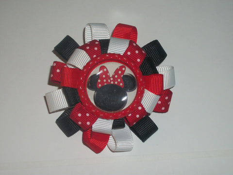Mouse Boutique Hair Bow HB158