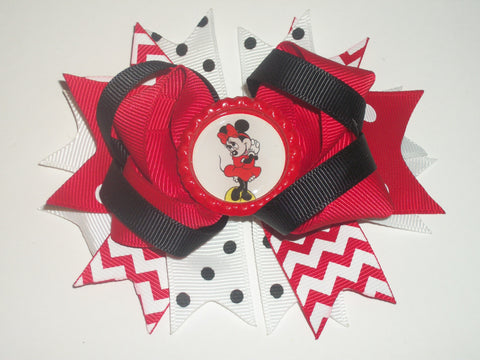 Mouse Boutique Hair Bow HB162