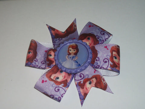 Princess Boutique Hair  Bow HB199