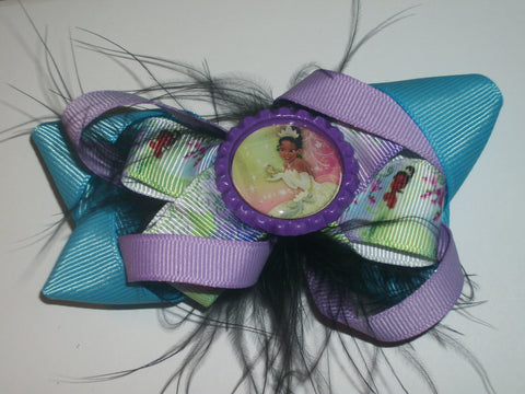 Princess Boutique Hair  Bow HB201