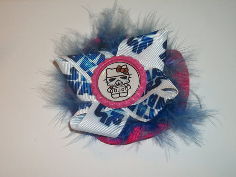 Kitty Boutique Hair  Bow HB219