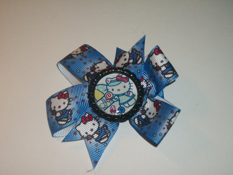 Kitty Boutique Hair  Bow HB222