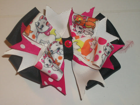 Kitty Boutique Hair  Bow HB228