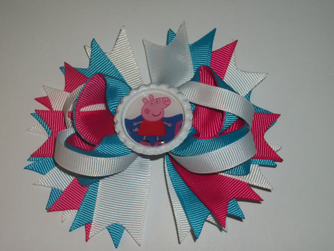 Piggy Boutique Hair Bow HB238