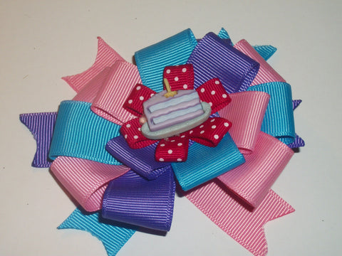 Hairbow Cake Boutique Hair Bow HB249 CLEARANCE
