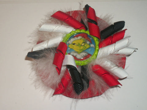 Dr Seuss Boutique Hair Bow HB267