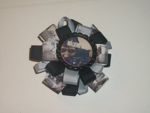 Zombie Boutique Hair Bow HB294