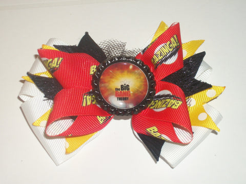 Bang Boutique Hair Bow HB304