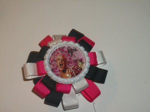 Pink Boutique Hair Bow HB312