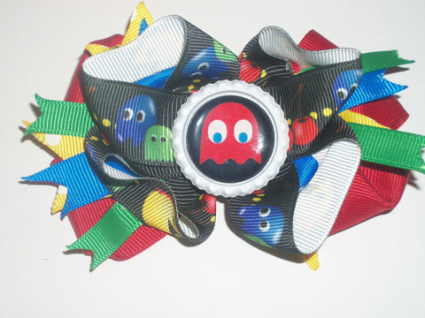 Video Games Boutique Hair  Bow HB321
