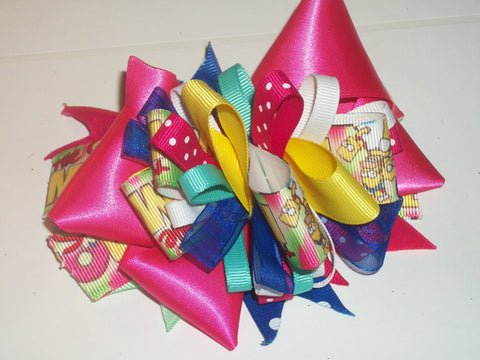 Simps0ns Boutique Hair Bow HB326