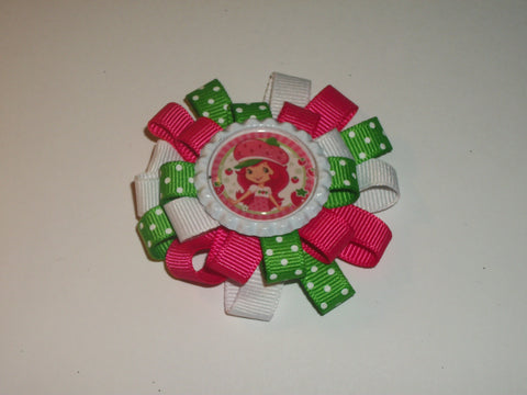 Hairbow Strawberry Boutique Hair Bow HB338 CLEARANCE