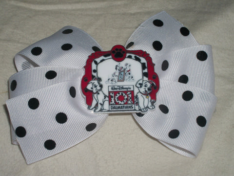 Dog Boutique Hair  Bow HB374