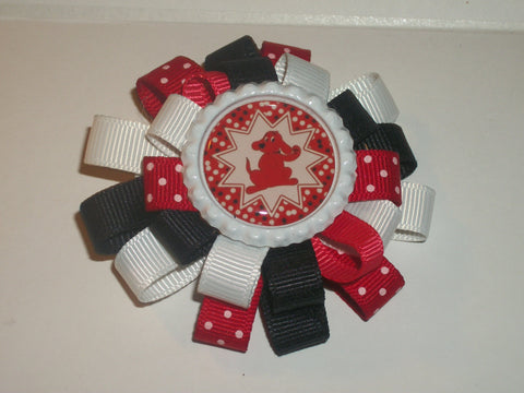 Dog Boutique Hair Bow HB93 Clearance