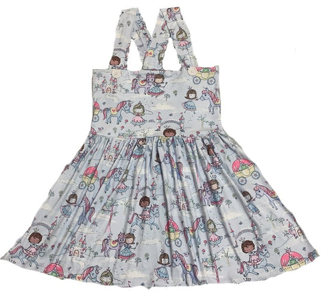 Suspender PRINCESS FAIRYTALE Jumper Skirt Dress