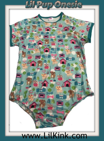 Onesie Discontinued Short Sleeve Lil Pup Onesies Clearance