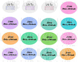 Little Miss Attitude Lifestyle pacifier variety of colors