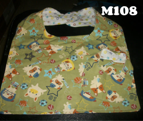 Dog & SPORTS Stuffy & Me Bib SET MB108