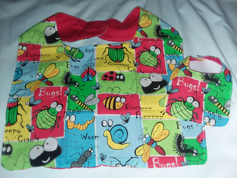 Bugs STUFFY & ME BIB SET MB214