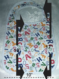 DISCONTINUED LIL CONSTRUCTION VEHICLES Matching Bib Clearance