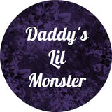 ABDL DADDY'S LIL Lifestyle Boutique GLASS Pendant Necklace