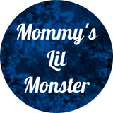 ABDL MOMMY'S LIL Lifestyle Boutique GLASS Pendant Necklace