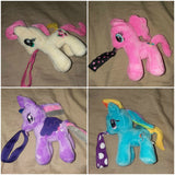 Little Pony 1Pc Binkie Buddy Soother Pacifier Clip L