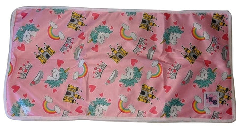 PRINCESS UNICORN Cloth Pocket Diaper Insert Add-On