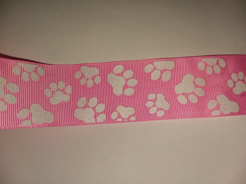Dog Paws Custom Made Ribbon Socks s344