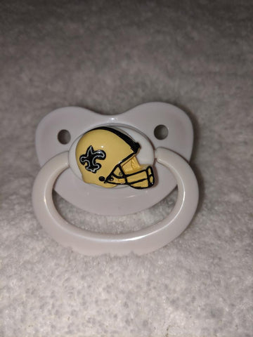 New Orleans Saints Football Pacifier
