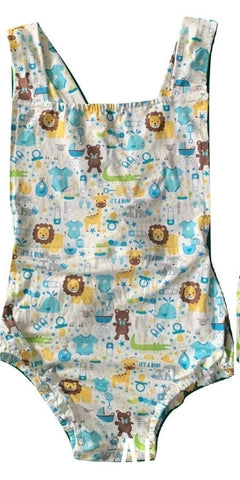 It's A Baby Boy Sunsuit Romper