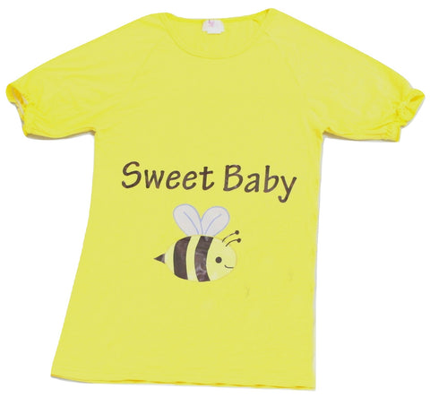 DISCONTINUED Sweet Baby Matching Top Shirt Clearance
