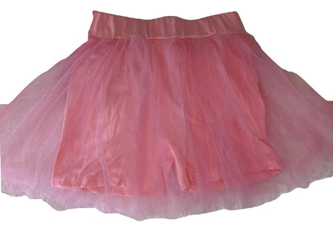 DISCONTINUED LIL CRITTERS Puppy Mix & Match Pink Shorts Skorts Clearance
