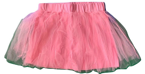DISCONTINUED Butterfly Love Pink Matching Shorts Skorts Clearance