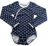 Long Sleeve Twinkle Little Star Side Snap Onesie