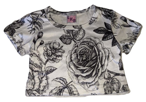 Goth Roses Stuffy Matching Shirt