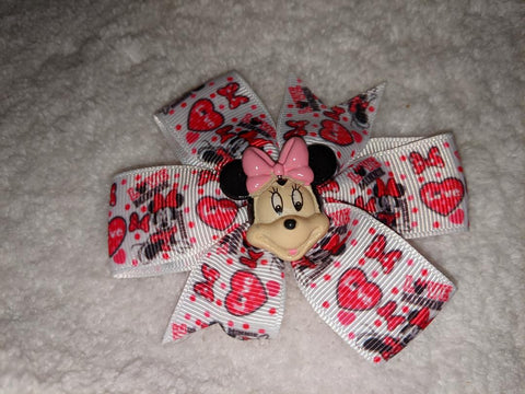 Mouse Boutique Hair Bow