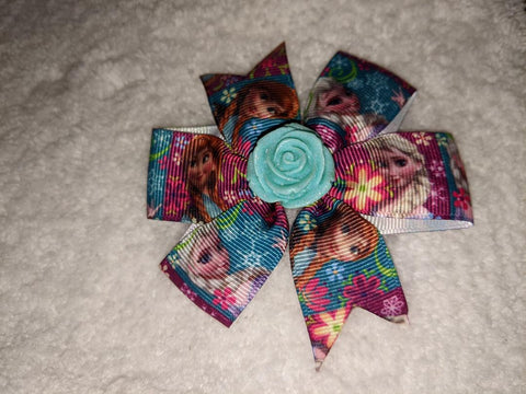 Prince Ice Boutique Hair Bow