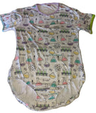 Baby Genius Short Sleeve Onesie
